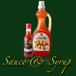 sauce & syrup